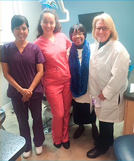 dental office staff