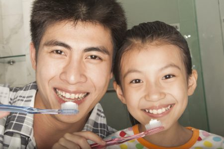 Four Healthy Oral Habits Your Kids Should Know in North Bethesda, MD